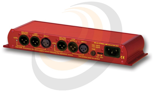 Sonifex Stereo Line Isolation Unit - Image 1