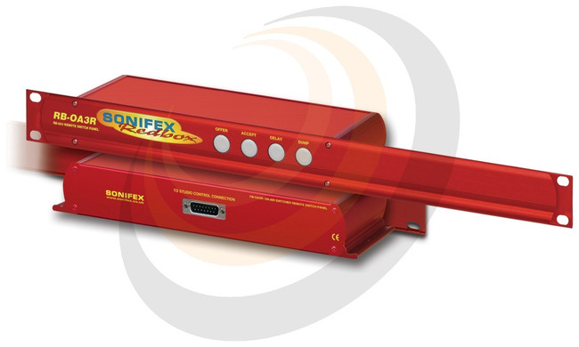 Sonifex Remote Switch Panel For RB-OA3 - Image 1
