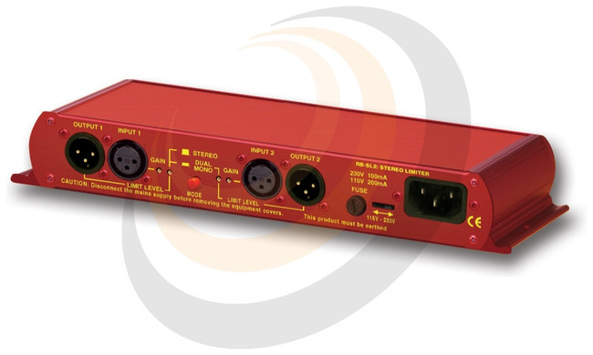Sonifex Twin Mono, Or Stereo, Limiter - Image 1