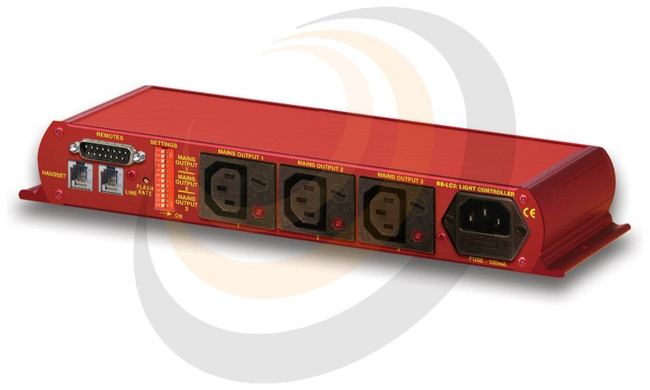 Sonifex 3 Way Light/Power Controller - Image 1