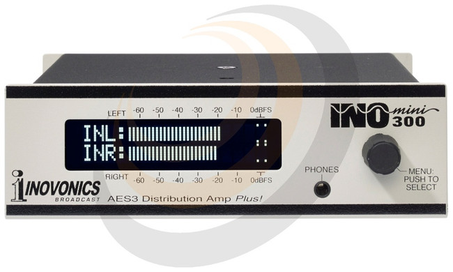 INOmini AES Distribution Amp Plus!   - Image 1