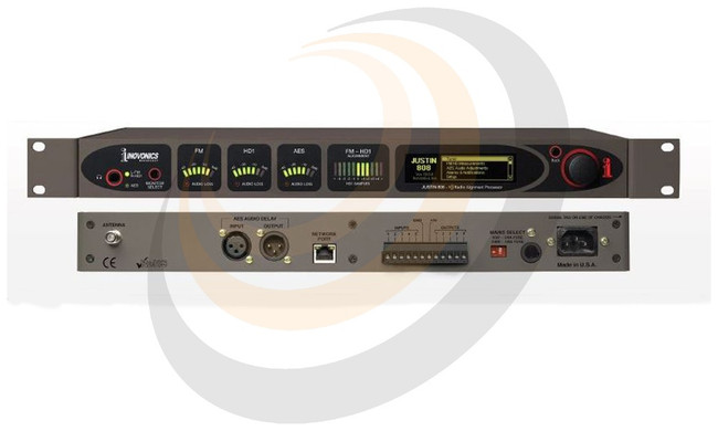 JUSTIN HD Radio Time Alignment Processor   - Image 1
