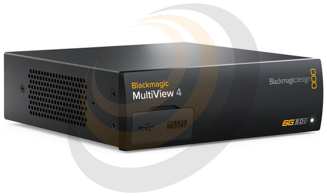 Blackmagic MultiView 4  - Image 1