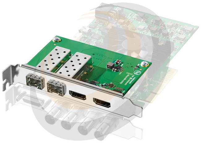 Blackmagic DeckLink 4K Ext HDMI 2.0 Panel  - Image 1