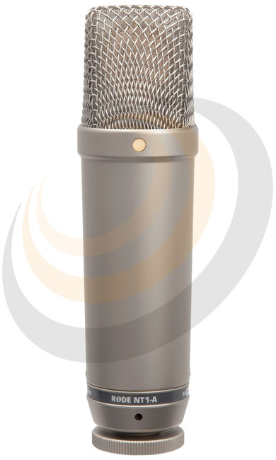 "RØDE NT1-A - 1"" cardioid condenser microphone - Image 1"