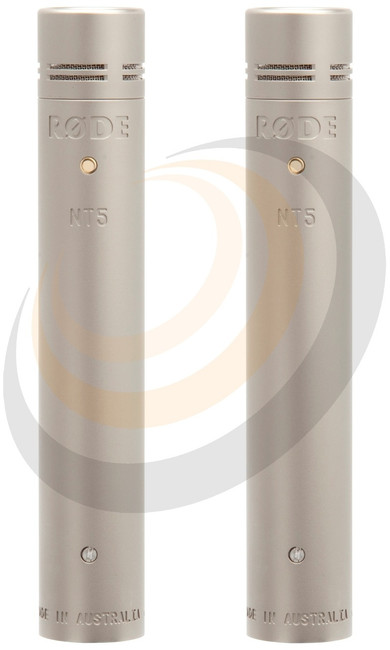 RØDE NT5 Matched Pair - Pair of acoustically matched NT5 - Image 1