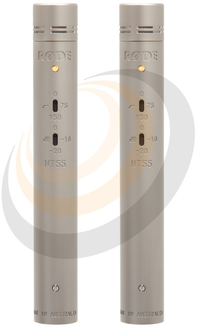 NT55 Matched Pair - Pair of acoustically matched NT55 - Image 1