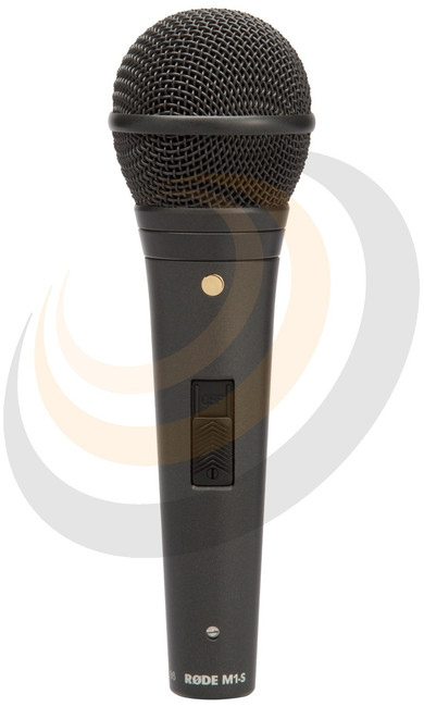 M1-S - Live performance cardioid dynamic microphone - Image 1