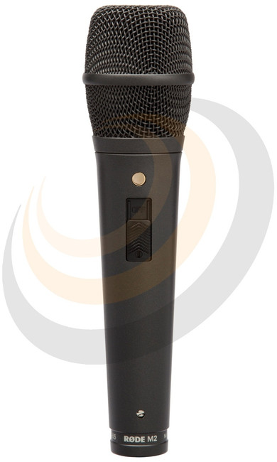 M2 - Live performance super cardioid condenser microphone - Image 1