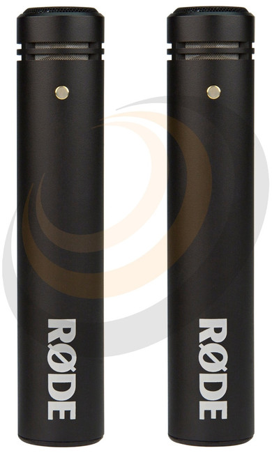 "Pair of acoustically matched 1/2"" cardioid condenser microphones - Image 1"
