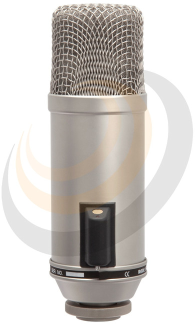 "RØDE Broadcaster - Precision 1"" broadcast cardioid condenser microphone - Image 1"