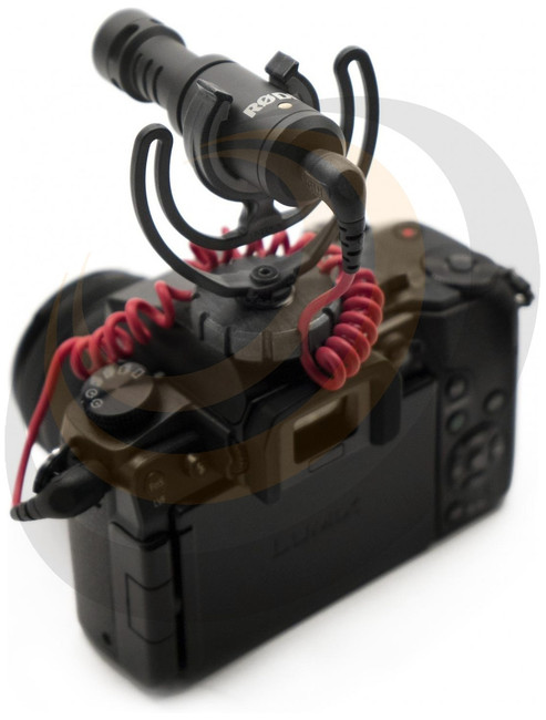 RØDE VideoMicro - Compact light-weight on-camera microphone - Image 1