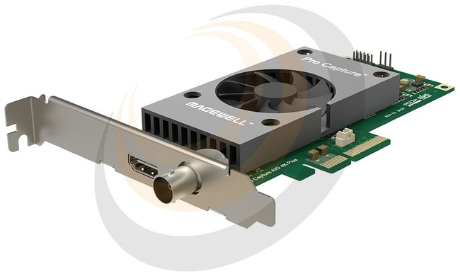 Pro Capture AIO 4K Plus - LP PCIe x4, 1-channel HDMI/SDI - Image 1