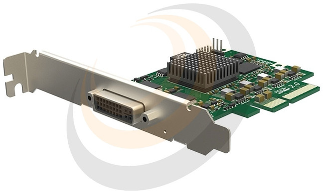 Pro Capture DVI 4K - LP PCIe x4, 1-channel DVI/HDMI - Image 1