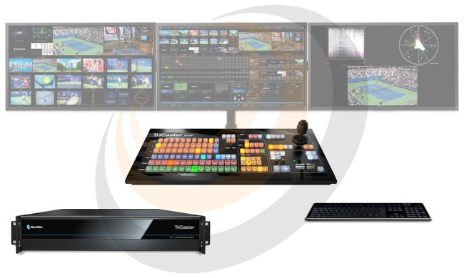 TriCaster TC1 BASE Bundle (TC1 and TC1SP) - Image 1