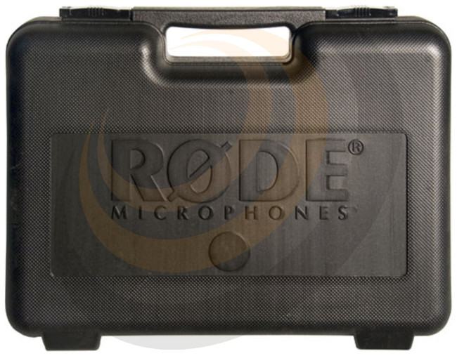 RØDE RC4 - ABS flight case to fit NT4 + RM3 mount + WS4 + NT4 cables. - Image 1