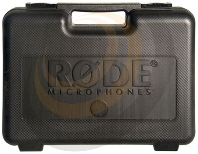 RØDE RC5 - ABS flight case to fit matched pair of NT5 or NT55 microphones - Image 1