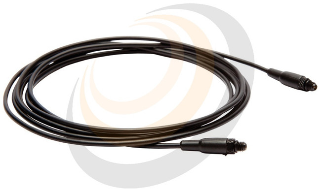 RØDE MiCon Cable (1.2m) - Black - MiCon replacement cable - Image 1