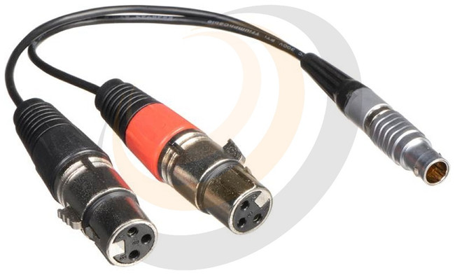 Atomos XLR Breakout Cable (input only) - Image 1