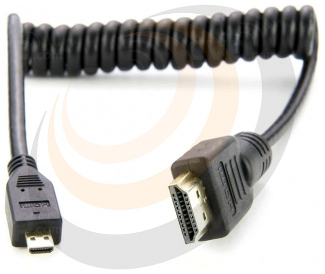 Atomos HDMI Full 30cm die cast connector (60cm Extended) - Image 1