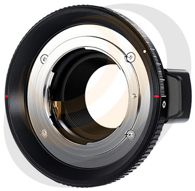 Blackmagic URSA Mini Pro F Mount  - Image 1