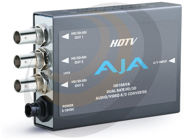 HD10AVA Mini Converter - Image 1