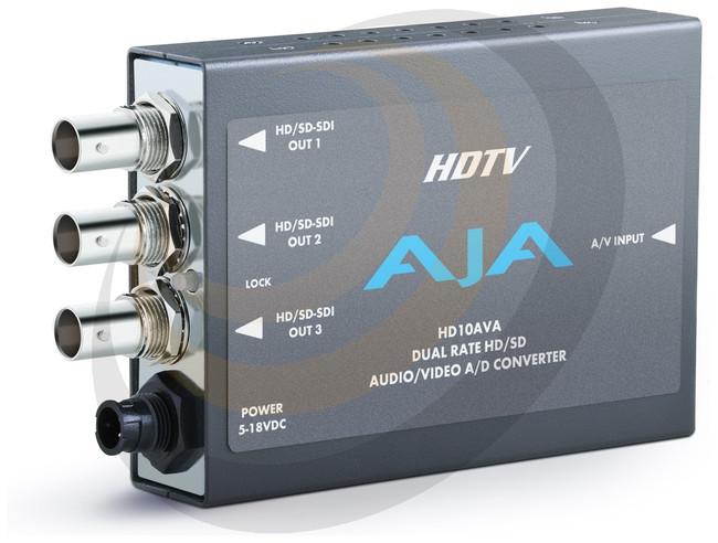 AJA HD10AVA Mini Converter - Image 1
