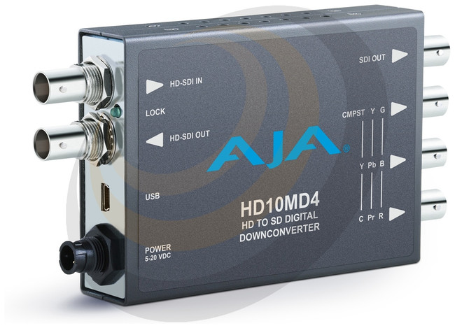 HD10MD4 Mini Converter - Image 1