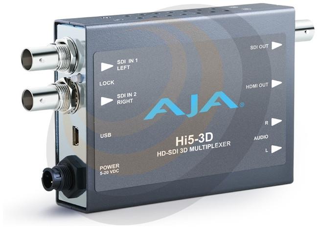 AJA Hi5-3D Mini Converter - Image 1