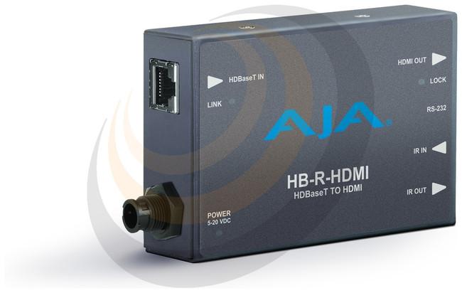 AJA HB-R-HDMI Mini Converter - Image 1