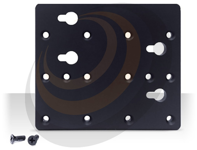 AJA Converter Mounting Plate (includes mounting screws) - Image 1