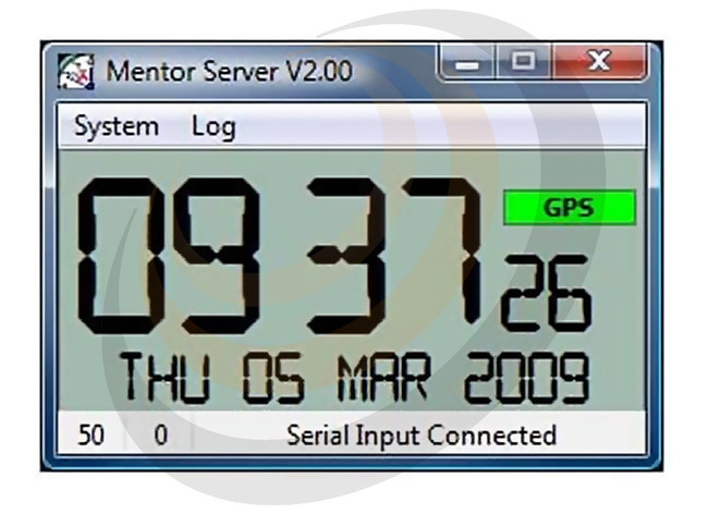 Sonifex Mentor Time Server 25 Client License - Image 1