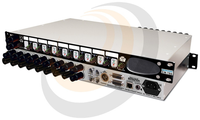 Sonifex Talkback Control Unit, 8 Channels of 4 Wire Comms - Image 1
