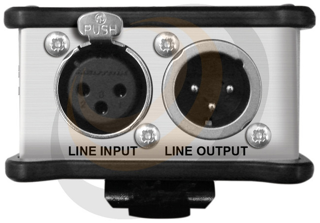 Sonifex Belt-Pack 4-Wire Headphone Amp - Image 1
