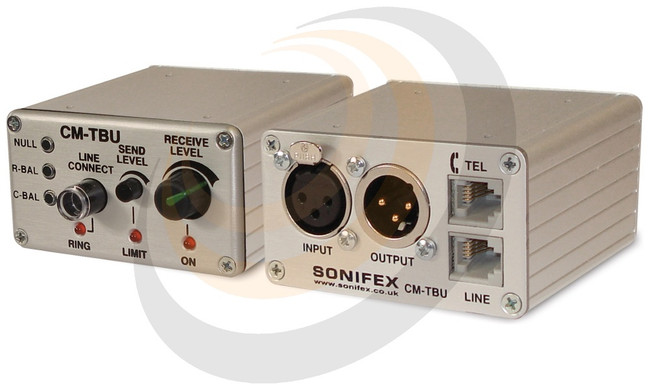Sonifex Line Power Telephone Balance Unit - Image 1