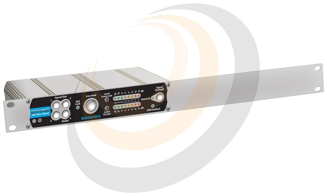 Digital HD Voice TBU, AES/EBU, Analogue, Ethernet, Rack Mounted - Image 1