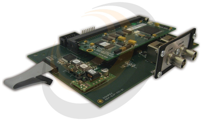 HD-SDI & Dolby E Decoder Expansion Card For RM-4C8 - Image 1