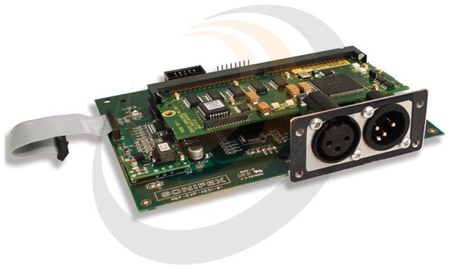 Sonifex Dolby E Decoder XLR AES Expansion Card For RM-4C8 - Image 1