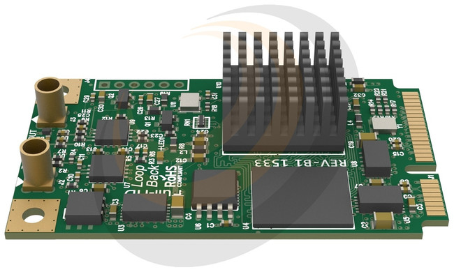 Pro Capture Mini SDI - mini PCIe, 7mm heatsink - Image 1