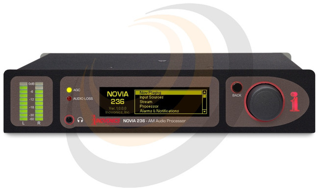 NOVIA AM Audio Processor - Image 1