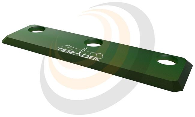 Teradek Bolt RX 1000/3000 Accesory Green Plate - Image 1