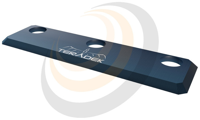 Teradek Bolt RX 1000/3000 Accesory Blue Plate - Image 1