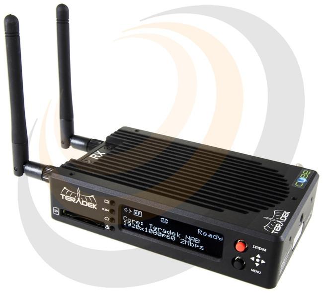Teradek Cube 675 AVC HDMI/SDI Decoder GbE AC-WiFi USB - Image 1