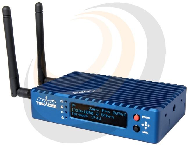 Teradek Serv Pro Miniature SDI/HDMI Video Server GbE WiFi - Image 1