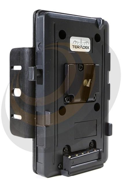 Teradek Bolt TX Single V Mount Battery Plate - Image 1