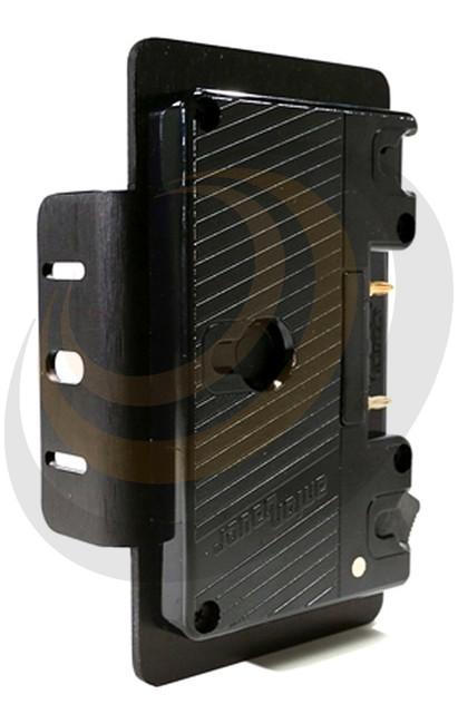 Teradek Bolt TX Single AB Mount Battery Plate - Image 1