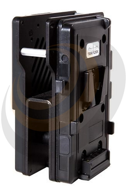 Teradek Bolt Sidekick Dual V Mount Batt plate 14.4V Cable Length: 11in / 27cm - Image 1