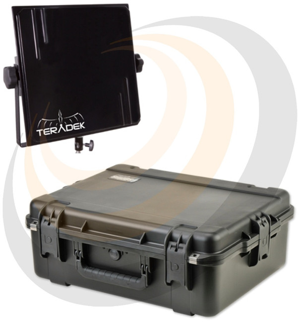 Teradek Antenna Array for Bolt Rx Including a Mounting Bracket and Case - Image 1