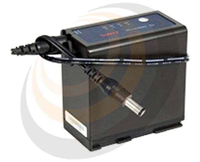 VidiU Replacement Battery for Canon BP945/970 - Image 1