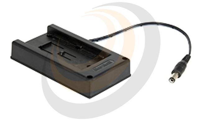 Teradek VidiU Batt. Adapter plate for Canon BP-970G - Image 1